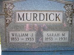 Sarah Margaret <i>Merseal</i> Murdick