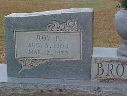Roy P Browder