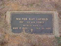 Walter Ray Lafield