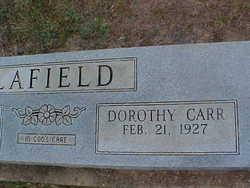 Dorothy Virginia <i>Carr</i> Lafield