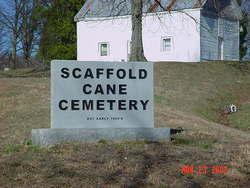 Scaffold Cane Cemetery