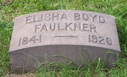Elisha Boyd Faulkner