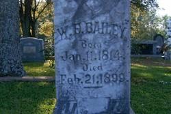 William E Bailey