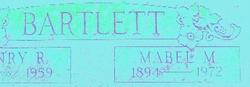 Mabel May <i>Osgood</i> Bartlett