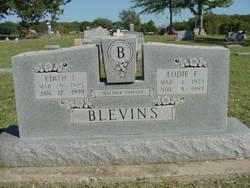 Edith L Blevins