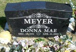 Donna Mae <i>Norris</i> Meyer
