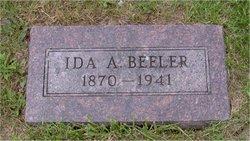 Ida A. <i>White</i> Beeler