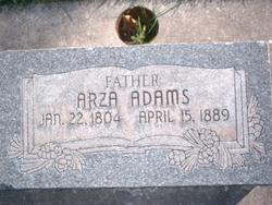 Arza Matson Adams