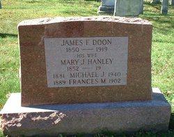 Frances M Doon