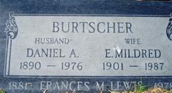 Ella Mildred <i>Lewis</i> Burtscher