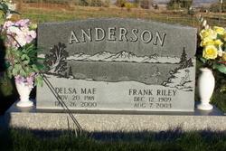 Frank Riley Anderson