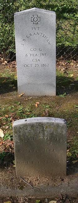 Pvt Daniel B. Grantham