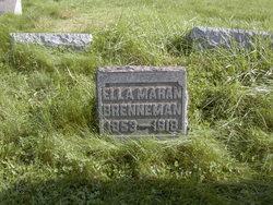 Ella <i>Mahan</i> Brenneman
