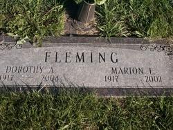 Marion Edward Fleming