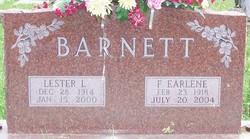 Lester Lee Barnett