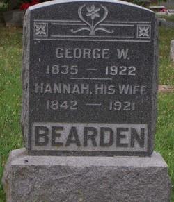 George Washington Bearden