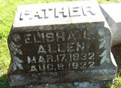 Elisha L Allen