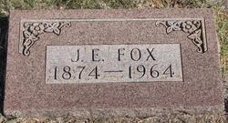 James Elmer J. E. Fox