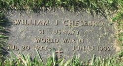 William J Chesebro
