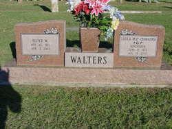 Leola May <i>Hawkins</i> Walters
