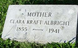 Clara Marjorie <i>Kraft</i> Albright