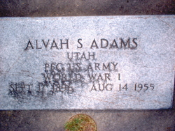 Alvah Summers Adams