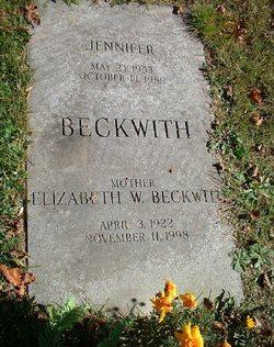 Jennifer Beckwith