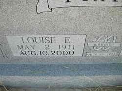 Louise E. <i>Neufeld</i> Frantz