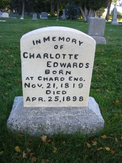 Charlotte <i>Stephens</i> Edwards