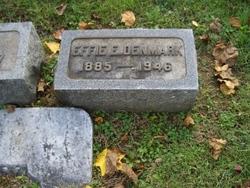 Effie Elizabeth <i>Galloway</i> Denmark