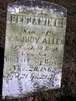 Benjamin Lewis Allen
