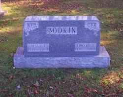 Dessie L. <i>Canfield</i> Bodkin