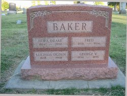 Sgt George Vaughan Baker