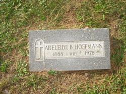 Adeleide B. Hoffmann