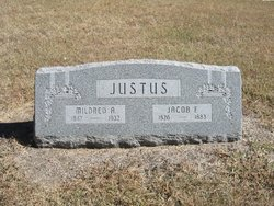 Jacob Franklin Justus