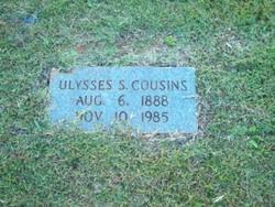 Uylsses S. Cousins