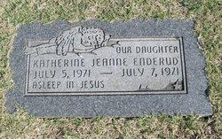 Katherine Jeanne Enderud
