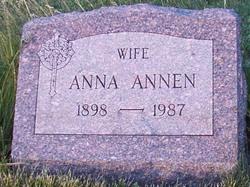 Anna Annen