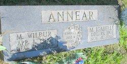 M Wilbur Annear