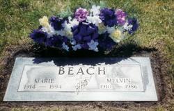 Marie Carol <i>Smith</i> Beach