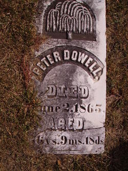 Peter Dowell