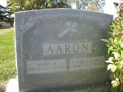 Ethel Elizabeth <i>Dawes</i> Aaron