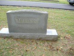 Mattie <i>Murray</i> Melton