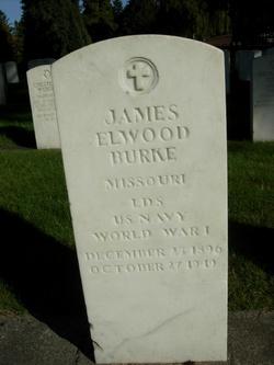 James Elwood Burke