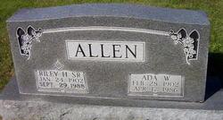 Ada <i>Wilkinson</i> Allen