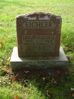 Edward R Eichler