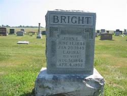 John Lewis Bright