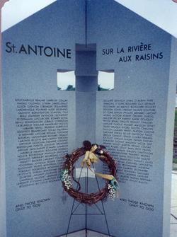 Saint Antoine Cemetery
