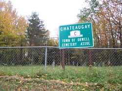 Chateaugay Cemetery