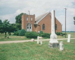 Walnut Prairie Cemetery